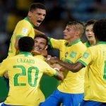 Heroica remontada de Brasil para alcanzar la final