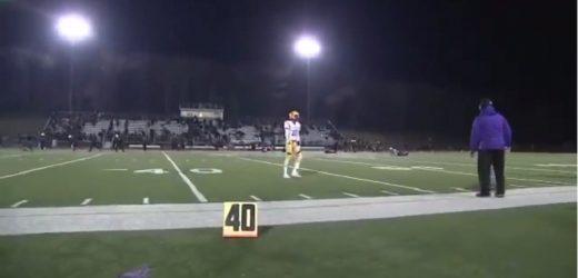 Disparó a matar en medio de partido de fútbol americano