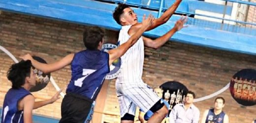 El paraguayo que quiere conquistar la NBA