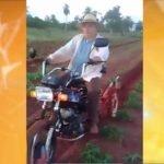 Otro ingenio paraguayo: La motoaradora