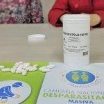Mueren dos niños a quienes recetaron antiparasitario, pero les dieron analgésico