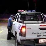 Hombre disfrazado de mujer cargó combustible y asaltó al playero