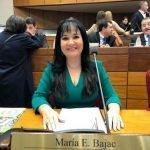 Salud ratifica que legisladora dió positivo a Covid-19 y también sus contactos
