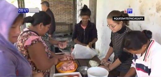 A ollas populares, así sobreviven los más afectados con la cuarentena