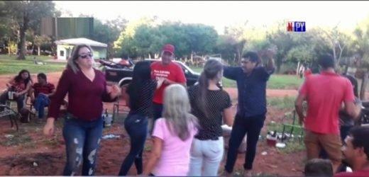 Organizaron una fiesta bailable en plena crisis sanitaria