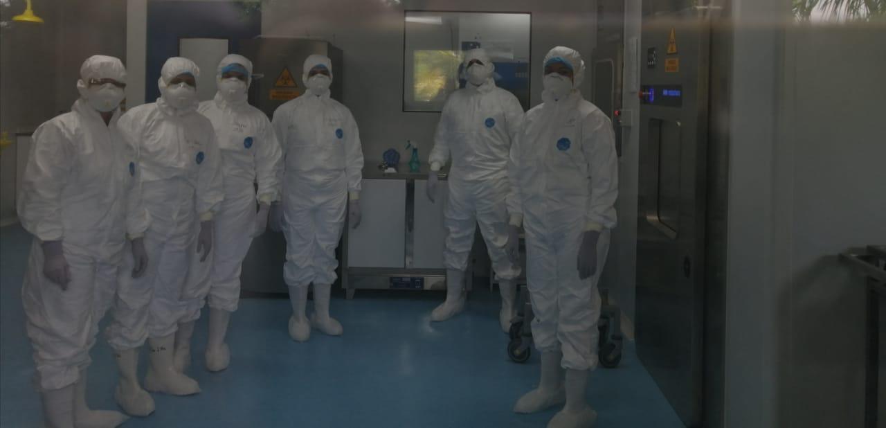 Cuadrilla de Laboratorio Central es afectada por covid-19