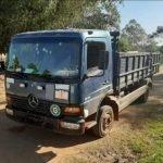 Caazapá: Asaltan a camión repartidor y se alzan con importante suma