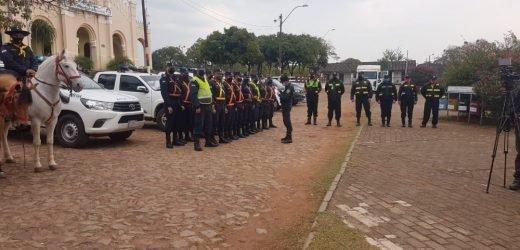 Covid-19: Fuerte control en Areguá para evitar aglomeración de personas