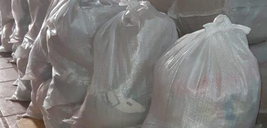 Kits de alimentos exigidos por el EPP ya están siendo preparados