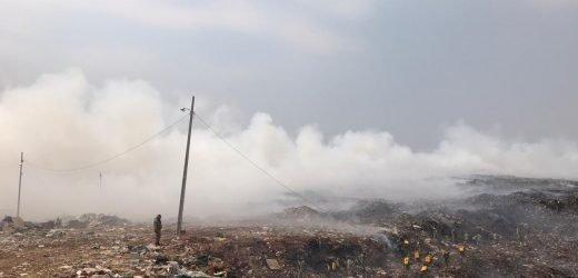 Incendio en Cateura: Mades interviene empresa a cargo y halla irregularidades
