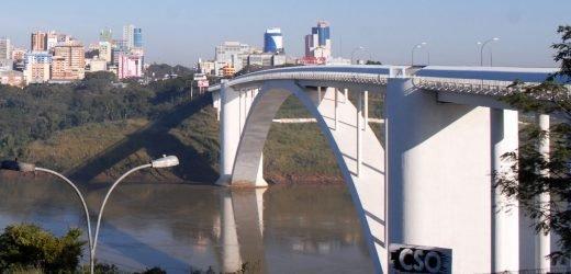 Ejecutivo aprueba apertura total de pasos fronterizos con Brasil