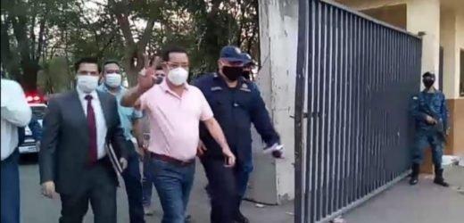 Investigan presunta violación de cuarentena sanitaria por parte de Miguel Cuevas