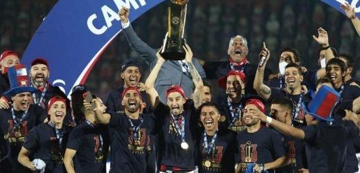 ¡Cerro Porteño campeón del Torneo Apertura 2020!