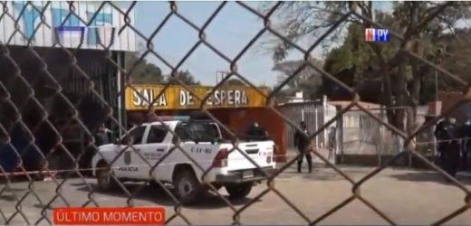 Presunto caso de sicariato en Fernando de la Mora