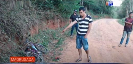 ¡Tragedia! Niño muere al caer de su bicicleta