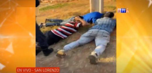 Caen supuestos delincuentes: Pretendían emboscar a un comerciante