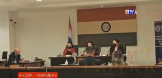 Brasileña condenada se escapa de un hospital del Amambay