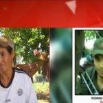 Madre de uno de los abatidos en el Norte llorando pidió a su otro hijo que se entregue