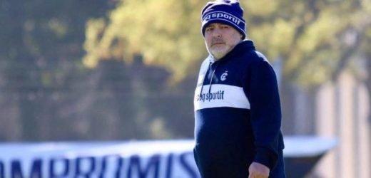 El fútbol está de luto, murió Diego Armando Maradona