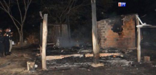 Tragedia: septuagenarios mueren en incendio de su vivienda