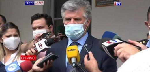 Barreras policiales se armarán con fines específicos, anuncia Giuzzio