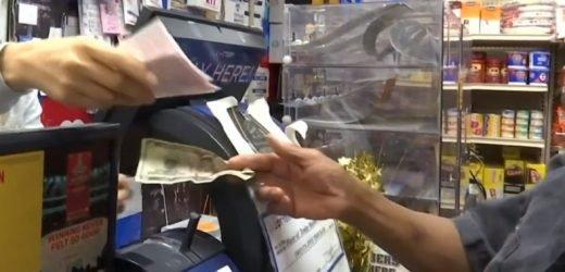 Inició su día con un accidente de auto y terminó ganando USD 2 millones en lotería