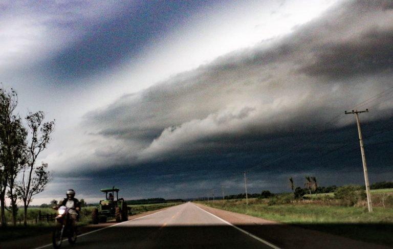 Meteorología alerta sobre posibles tormentas