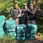 Chaco: Incautan 1.400 kilos de drogas y una avioneta