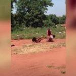 Violencia extrema en Capiatá: Vecinos luchan a cuchilladas