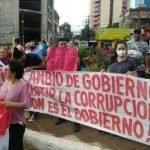 Alto Paraná no se queda atrás con la protesta contra la corrupción