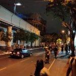 Fuerte represión frente al Congreso: Hay un herido de gravedad