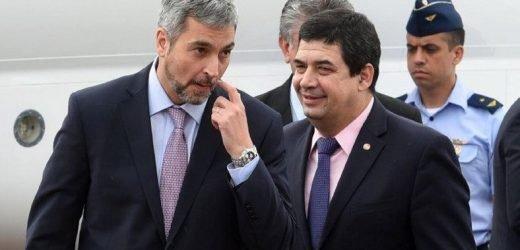 Colorados rechazan juicio político contra Mario Abdo y Hugo Velázquez