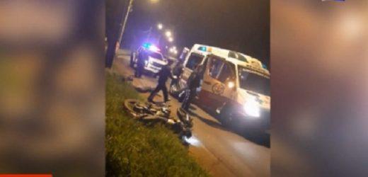 Motociclista fallece tras impactar contra una columna