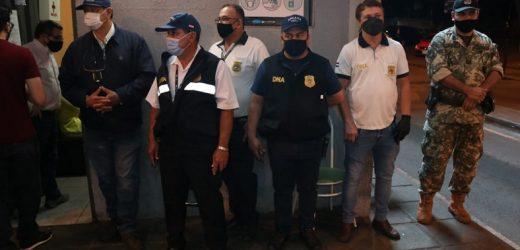 Imputan a funcionarios públicos por supuesta coima en Puente de la Amistad