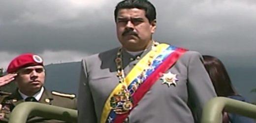 Maduro prevé usar tecnología de China para reforzar su control contra opositores y aliados