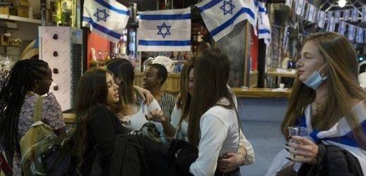"""La alegría de la """"casi normalidad"""" en Israel"""