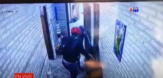Inseguridad desbordante: Violento asalto a motel en San Lorenzo
