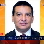Fallece el diputado Ramón Romero Roa a causa de la covid-19