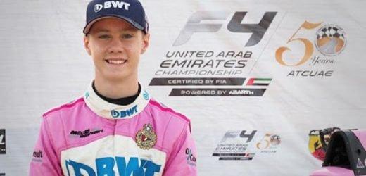 """Joshua Dürksen: """"Mi sueño es llegar a Fórmula 1, eso lo tengo claro"""""""