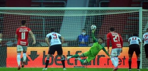 Olimpia elimina en penales a Inter y avanza a cuartos