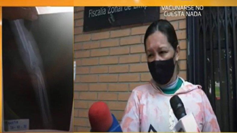 """Vecina que rescató a niñas: """"Me trajo una bombilla, era una forma de pedirme auxilio"""""""