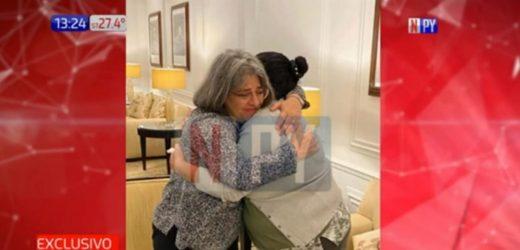 Madre de Leidy Luna se reunió con la alcaldesa de Miami