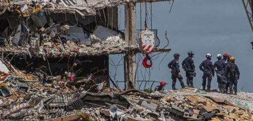 Derrumbe en Miami: Identifican 3 cuerpos de compatriotas desaparecidos