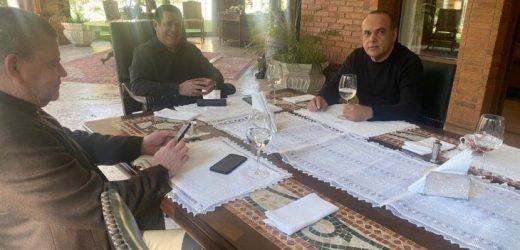 "Bachi Núñez propone ""tridente patriótico"" con Cartes como presidente de la ANR"