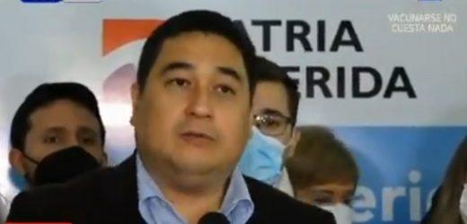 Nakayama será el candidato de parte de la oposición por Asunción