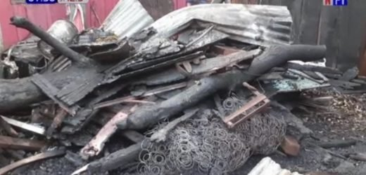 Fallece fumador cuyo cigarrillo causó incendio de tres casas