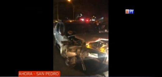 Pareja muere atropellada por conductor en aparente estado de ebriedad