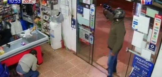 Atrapan a sospechoso del asalto mortal a un comerciante de Encarnación