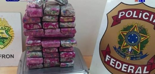 Arrestan a dos paraguayos por transportar supuesta droga en Foz de Iguazú