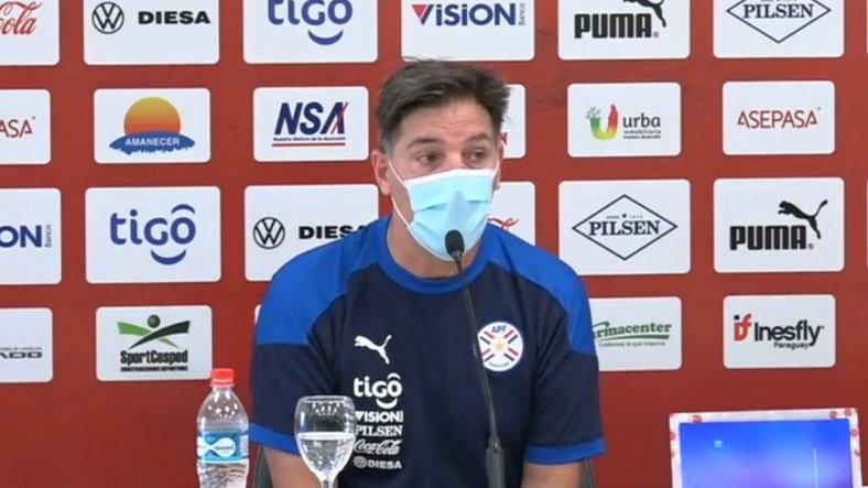 """La eliminatoria decisiva comienza mañana"", asegura Berizzo"